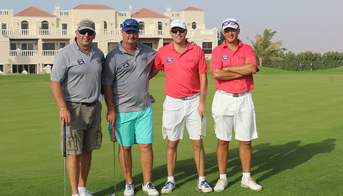 Ras Al Khaimah Hosts Uae S Largest Corporate Golf Tournament