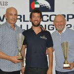 Kelshaw and Rix tame Tower Links to earn wings to World Corporate Golf Challenge final in Portugal